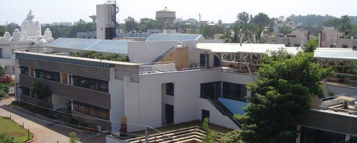 The Energy and Resources Institute (TERI) Building, Bangalore